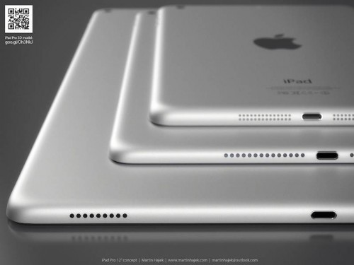 iPad Pro Martin Hajek 500x375 LiPad Pro pourrait arriver plus tôt que prévu